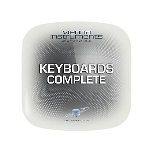 Vienna Instruments Vienna Keyboards Complete Software Download
