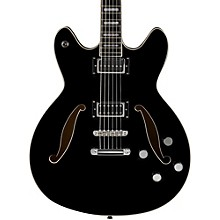 Viking Baritone Electric Guitar Gloss Black