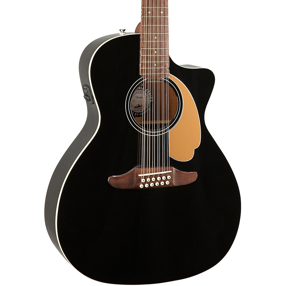 Fender Villager 12-String V3 Acoustic-Electric Guitar