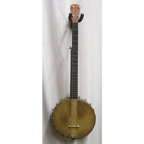 In Store Vintage Vintage 1890s Buckbee 5 String Banjo Metal Tone Ring Banjo