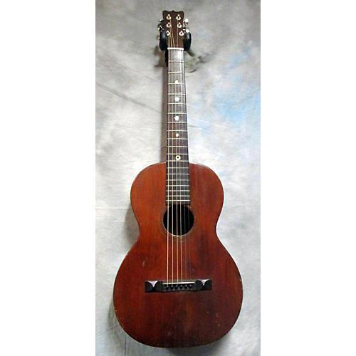 In Store Vintage Vintage 1890s Joseph Bohamm Brazillian Acoustic Acoustic Guitar