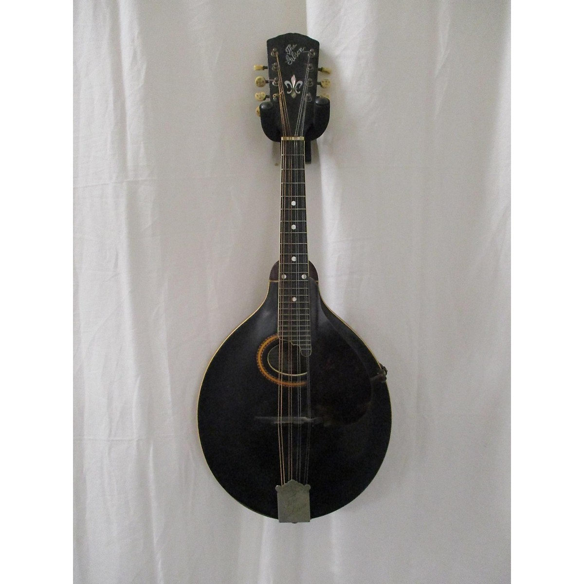 In Store Vintage Vintage 1912 The Gibson A4 Ebony Mandolin