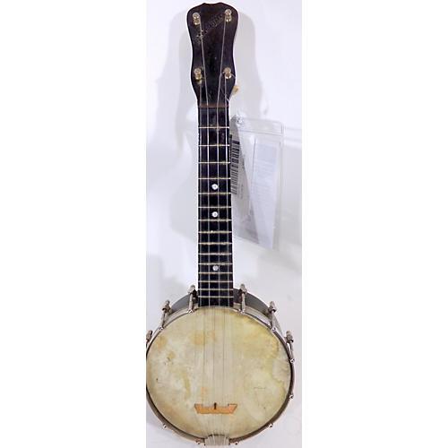 In Store Vintage Vintage 1920s 1920s Maybell Banjolele Banjolele Natural Banjolele