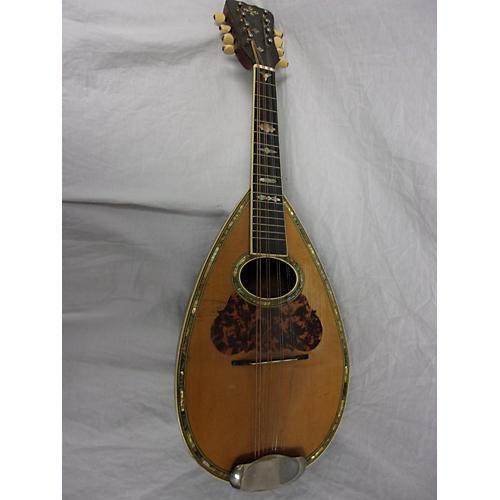 In Store Vintage Vintage 1920s American Conservatory Bowlback Mandolin Natural Mandolin