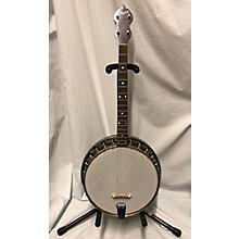 Vintage 1920s Bacon Style C Tenor Banjo Natural Banjo