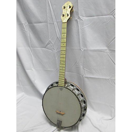 In Store Vintage Vintage 1920s Gretsch Orchestrella Natural Banjo