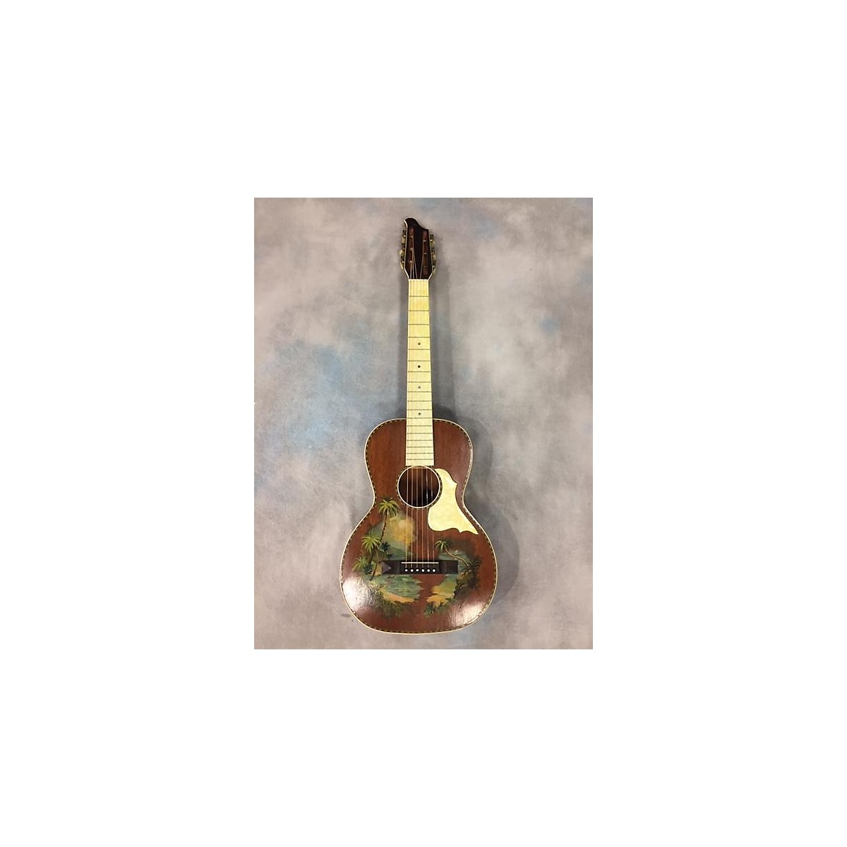 In Store Vintage Vintage 1928 Stromberg Viocinet Hawaiian Parlor Vintage Natural Acoustic Guitar