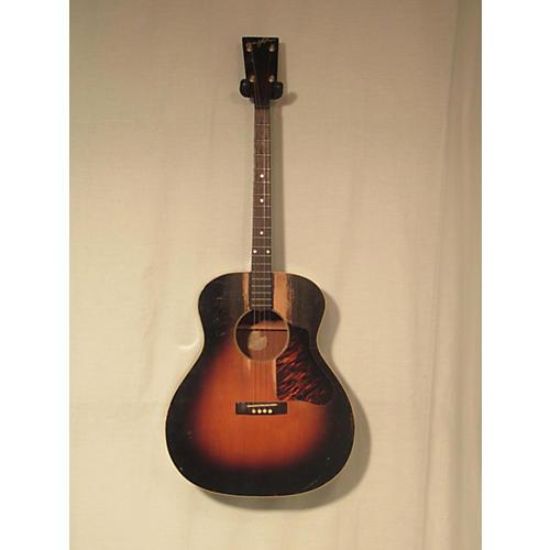 In Store Vintage Vintage 1930s Carson Robinson Tenor Vintage Sunburst Acoustic Guitar