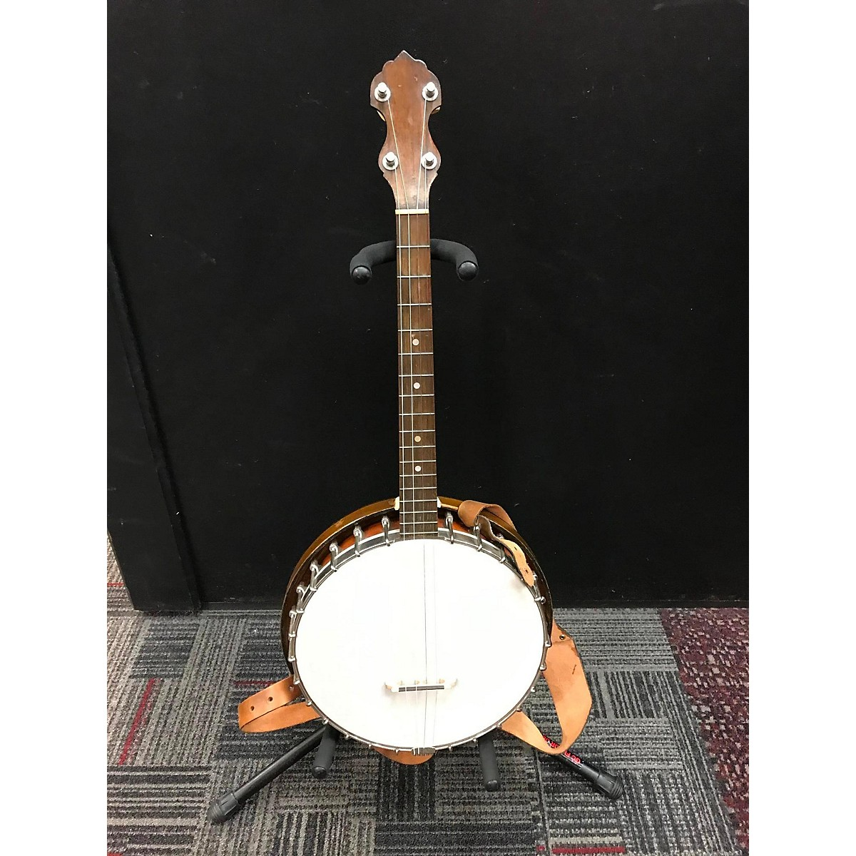 In Store Vintage Vintage 1930s FAIRBANKS STYLE N Natural Banjo
