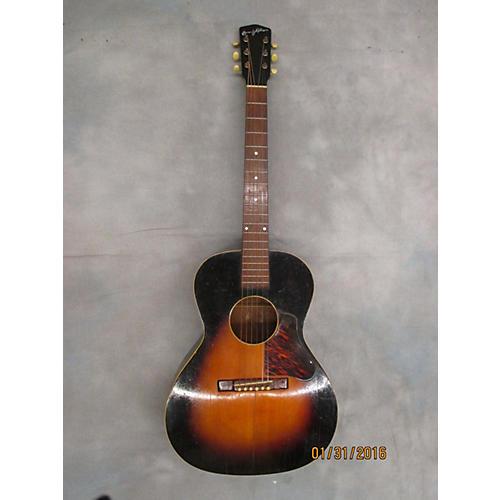 In Store Vintage Vintage 1936 Carson Robison L Style Sunburst Acoustic Guitar