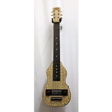 Vintage 1950s EPITOME Lap Steel Cream Lap Steel