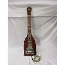 Vintage 1950s Electromuse Lap Steel Mahogany Lap Steel
