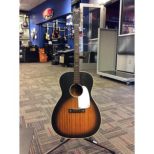 In Store Vintage Vintage 1950s Stella By Harmony H929TG 2 Color Sunburst Acoustic Guitar