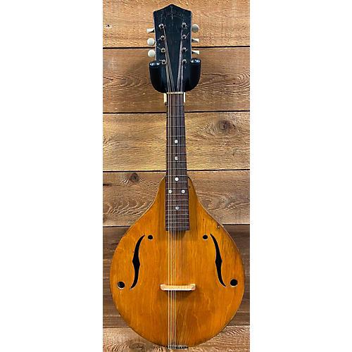 In Store Vintage Vintage 1950s Stradolin A Style Natural Mandolin