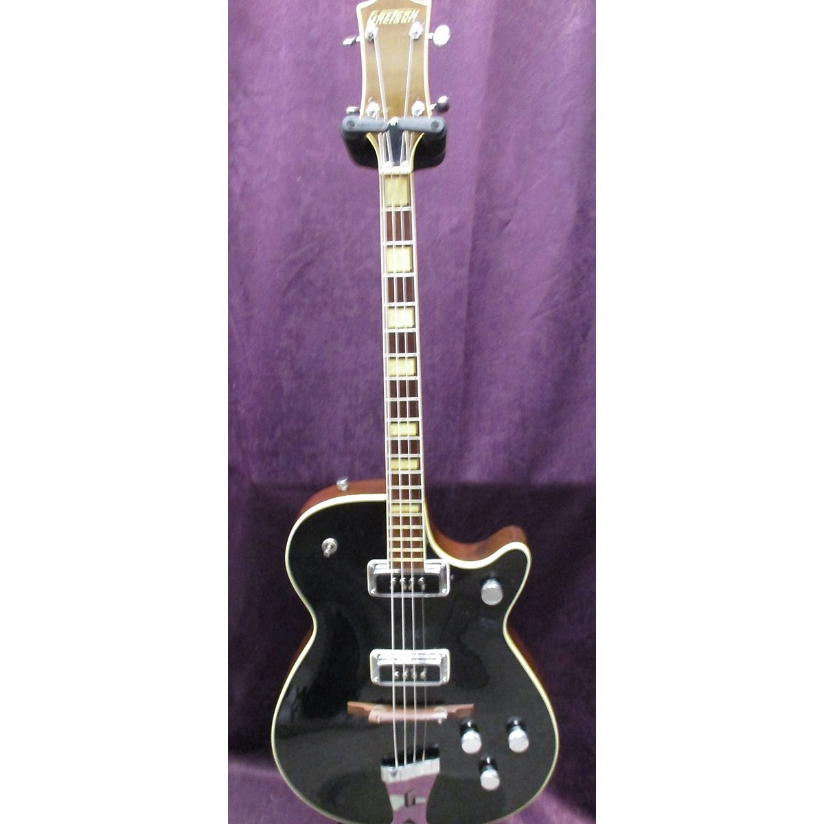 In Store Vintage Vintage 1956 Gretsch DUO JET TENOR Black Solid Body Electric Guitar