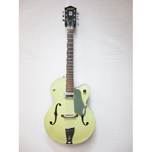 In Store Vintage Vintage 1960 Gretsch ANNIVERSARY Green Hollow Body Electric Guitar