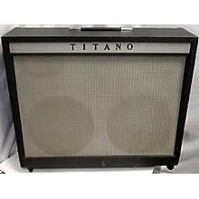 Vintage 1960s 1960's Titano Custom 262R Combo 262R Tube Guitar Combo Amp