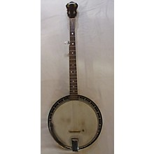 Vintage 1960s Baldwin ODE Model Suave Natural Banjo