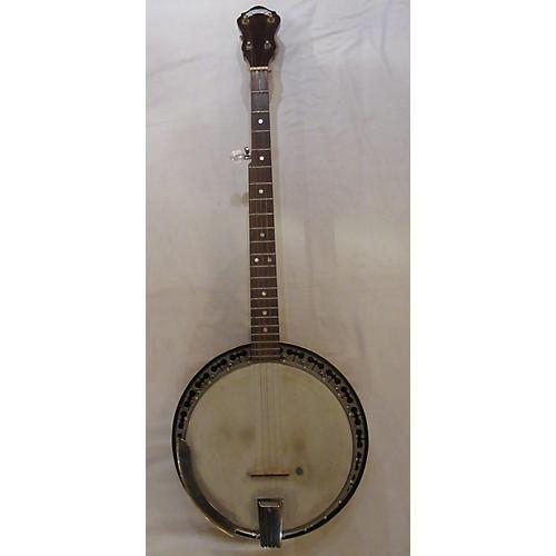 In Store Vintage Vintage 1960s Baldwin ODE Model Suave Natural Banjo