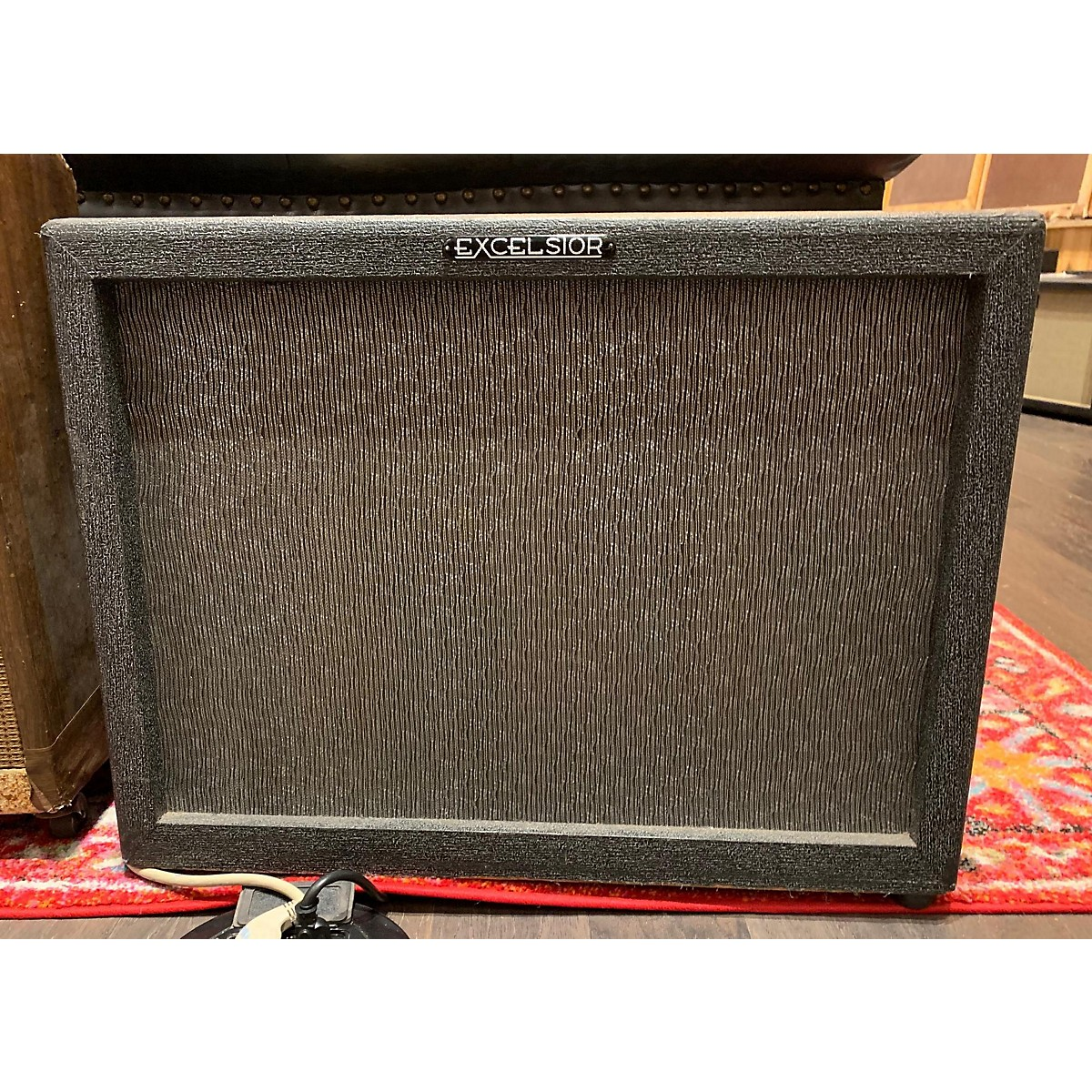In Store Vintage Vintage 1960s Excelsior AMERICANA Tube Guitar Combo Amp