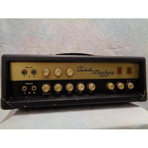 In Store Vintage Vintage 1960s Klemt Echolette Mustang 100 Tube Guitar Amp Head