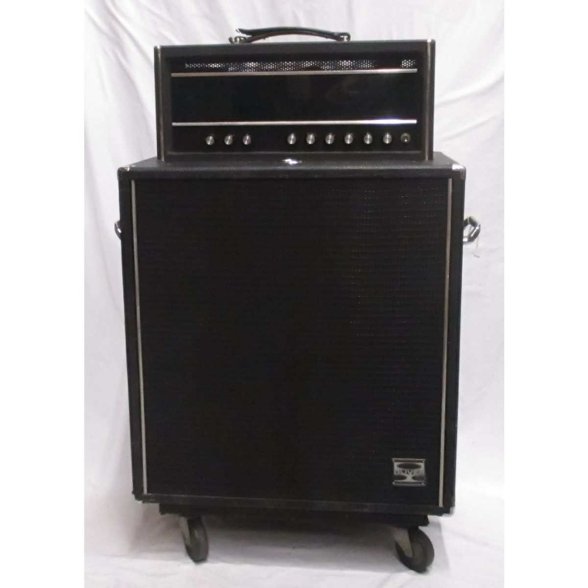 In Store Vintage Vintage 1960s OLIVER POWERFLEX 500 Tube Bass Combo Amp