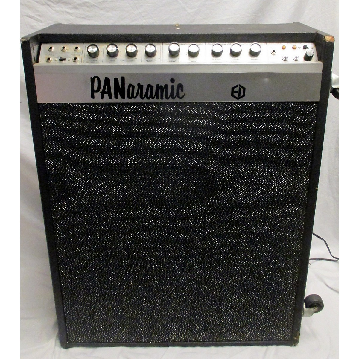 In Store Vintage Vintage 1960s Panaramic 210 Tube Amp Tube Guitar Combo Amp