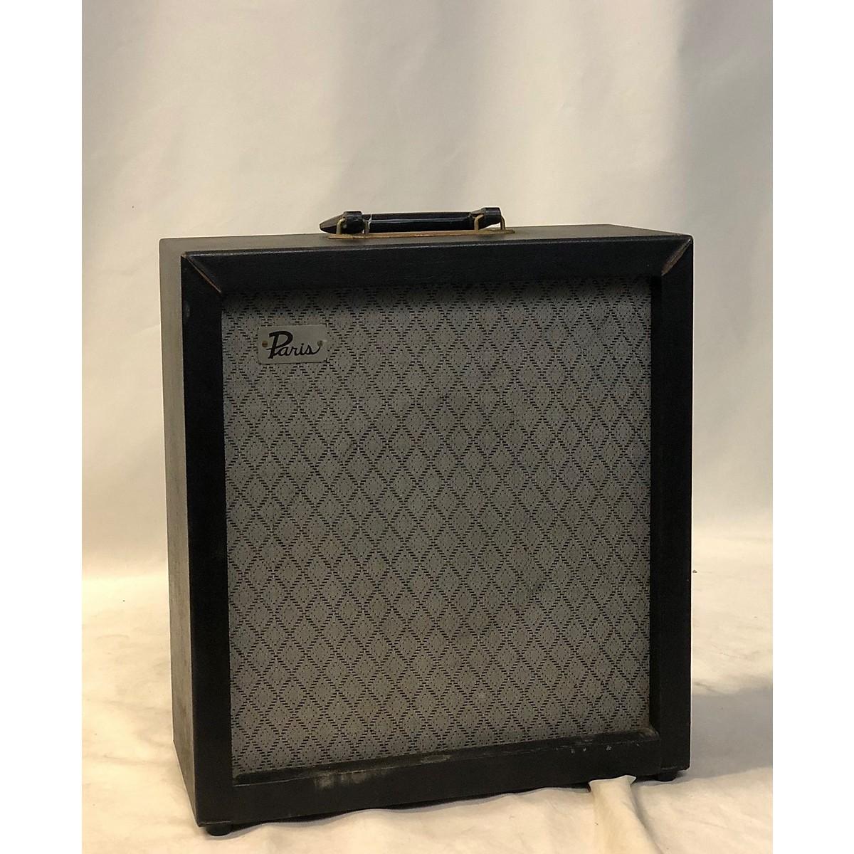 In Store Vintage Vintage 1960s Paris PC1 Tube Guitar Combo Amp