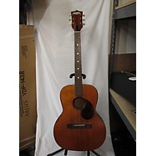 Vintage 1960s Penncrest N-5 Natural Acoustic Guitar
