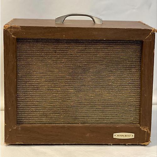 In Store Vintage Vintage 1960s Penncrest Tube Amp Tube Guitar Combo Amp