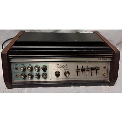 In Store Vintage Vintage 1960s Road 440 Bass Amp Head