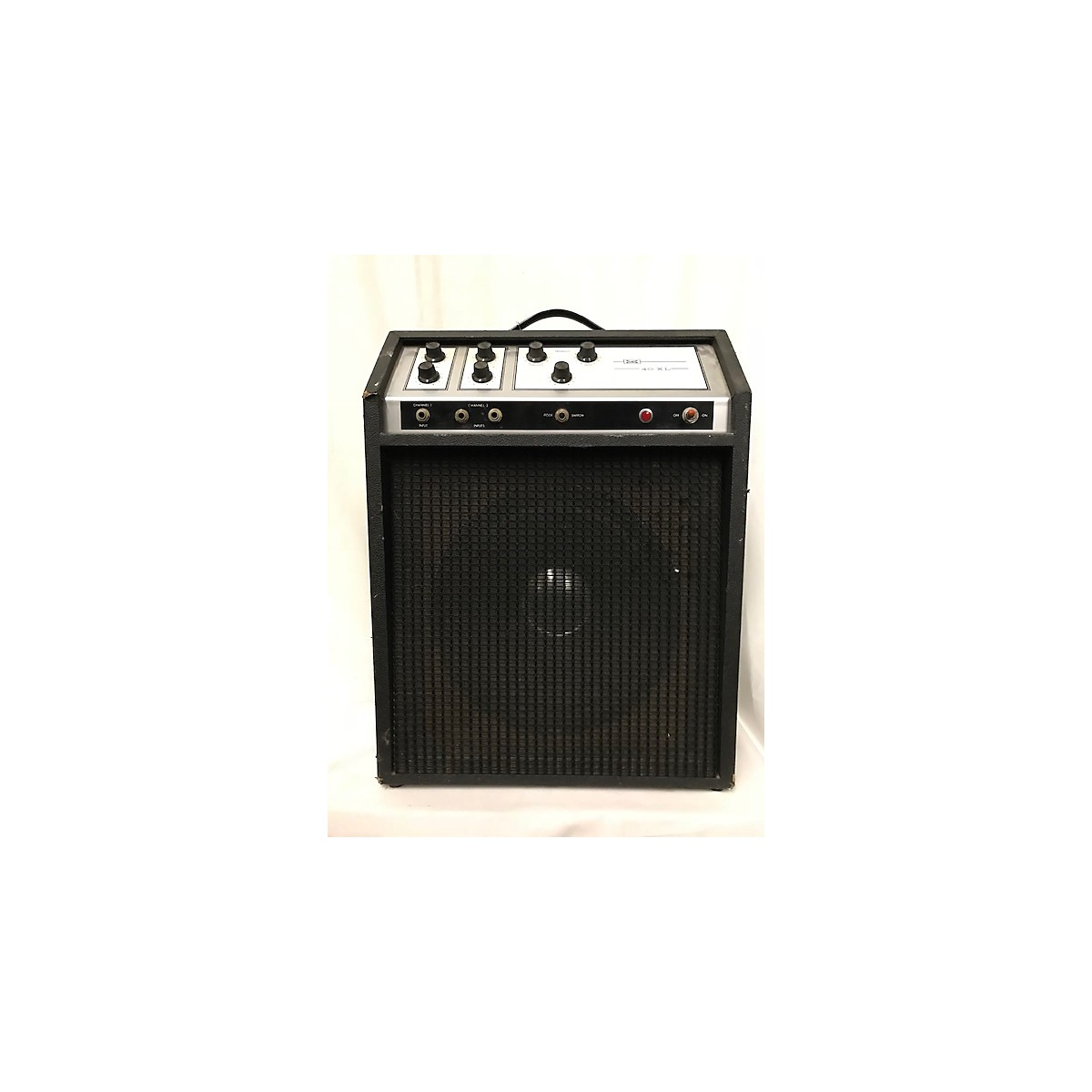 In Store Vintage Vintage 1960s SEARS SR 40XL Guitar Combo Amp