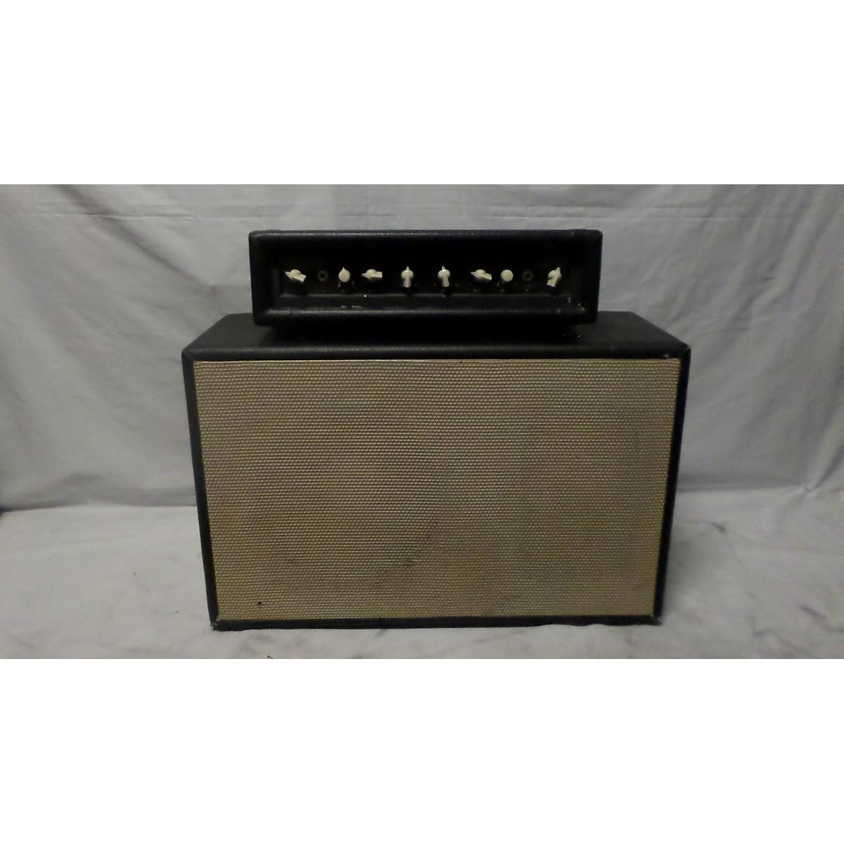In Store Vintage Vintage 1960s Standel S80 Tube Guitar Combo Amp