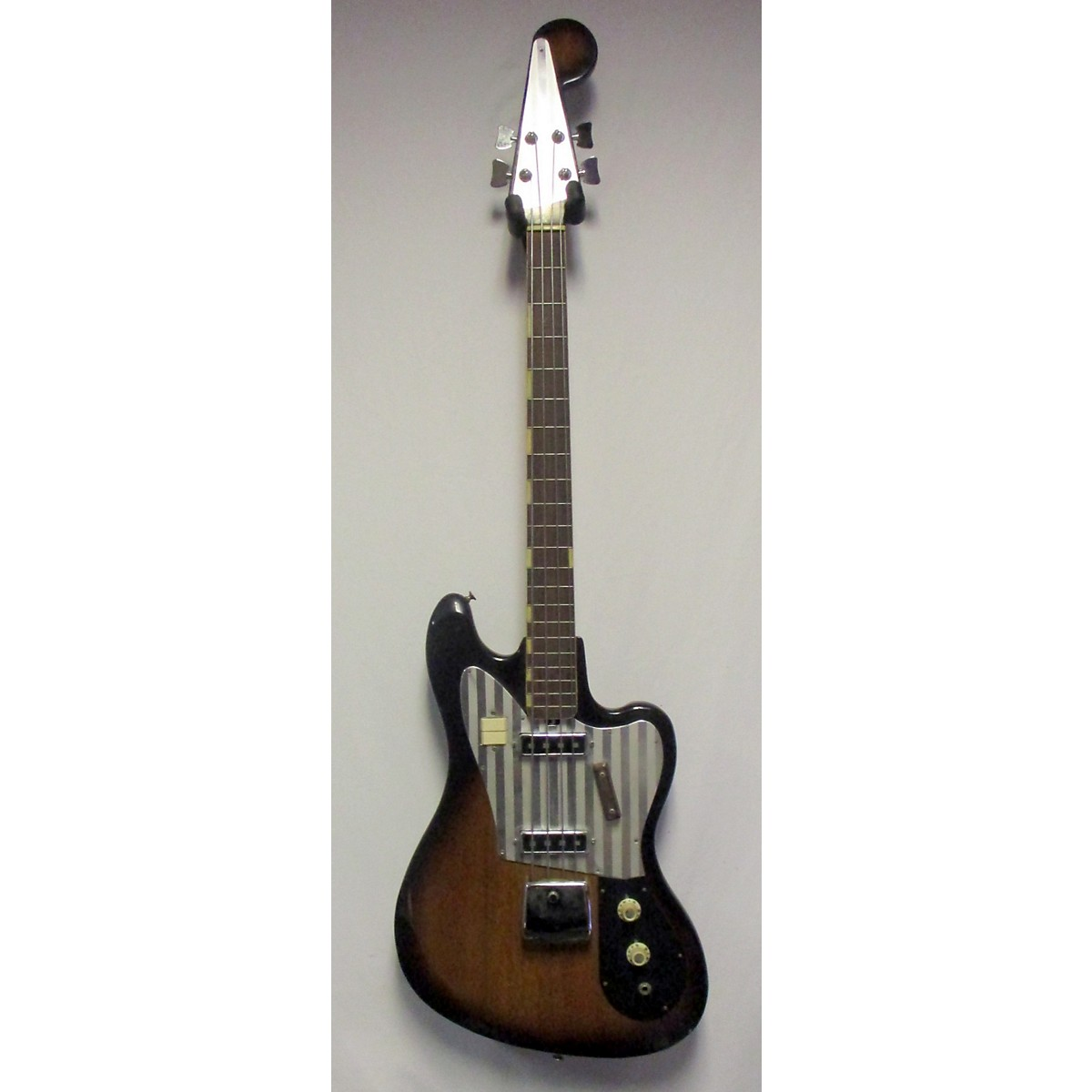 In Store Vintage Vintage 1960s Tiesco Bass Electric Bass Guitar