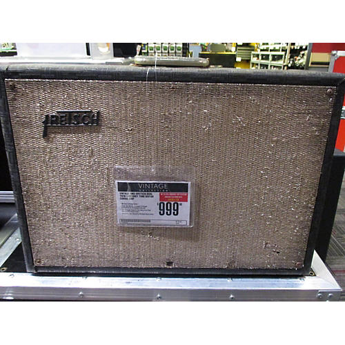 In Store Vintage Vintage 1965 Gretsch Dual Twin 6162 Grey Tube Guitar Combo Amp