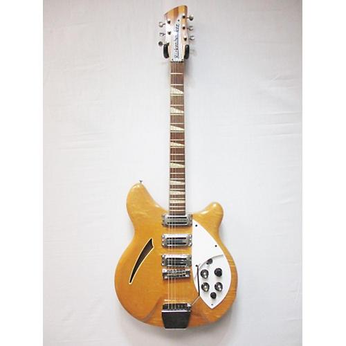 In Store Vintage Vintage 1965 Rickebacker 365 Mapleglo Hollow Body Electric Guitar