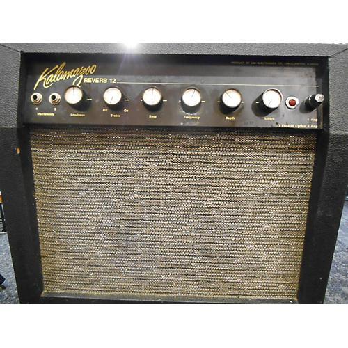 In Store Vintage Vintage 1967 KALMAZOO REVERB 12 Tube Guitar Combo Amp