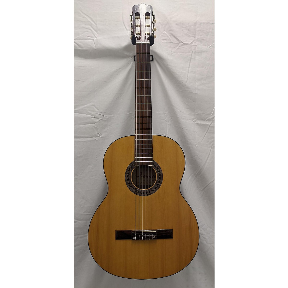In Store Vintage Vintage 1970 Franciscan A460 Natural Classical Acoustic Guitar