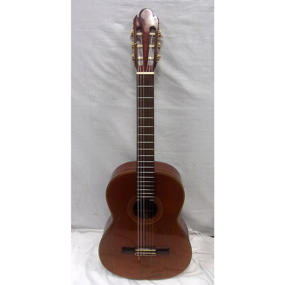 In Store Vintage Vintage 1970 SHOICHI YANAGISAWA Antique Natural Classical Acoustic Guitar