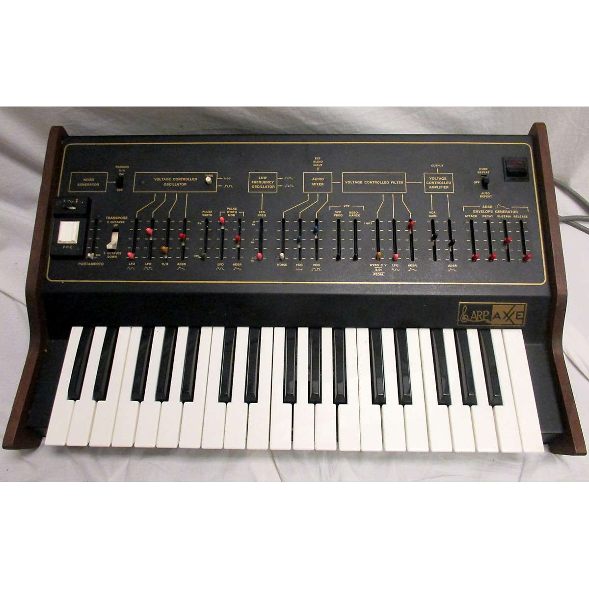 In Store Vintage Vintage 1970s ARP Axxe 2313 Analog Synthesizer Synthesizer