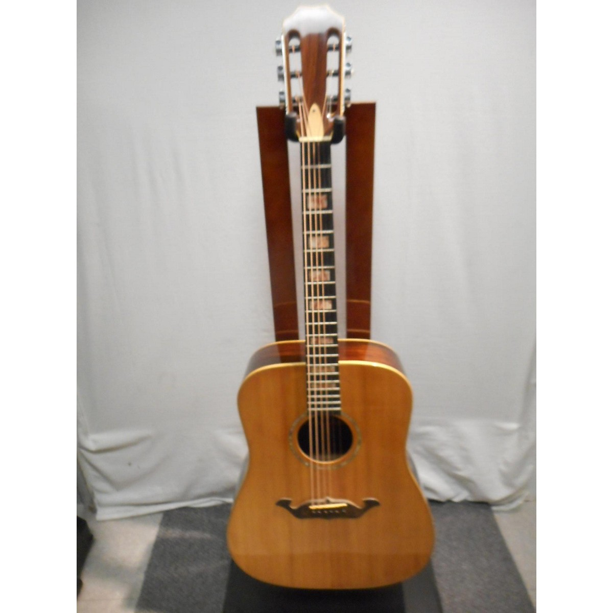 In Store Vintage Vintage 1970s American Dream Dreadnought Brazilian Rosewood Vintage Natural Acoustic Guitar
