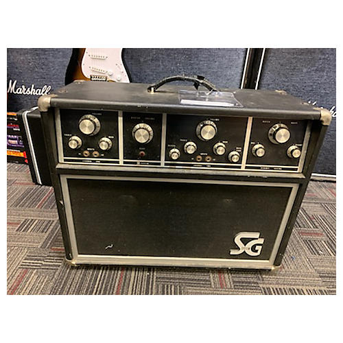 In Store Vintage Vintage 1970s CMI Electronics SG System Tube Guitar Combo Amp