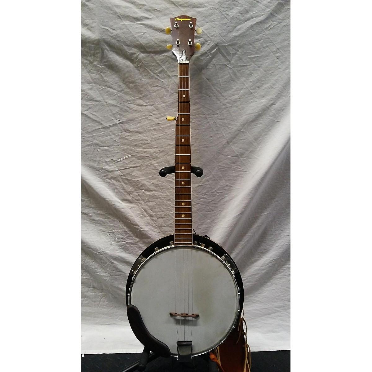 In Store Vintage Vintage 1970s CONQUEROR BANJO Banjo