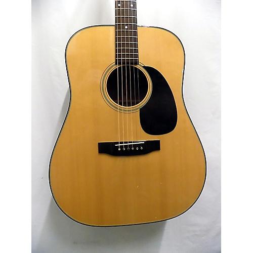 In Store Vintage Vintage 1970s Cortez CF150 Natural 12 String Acoustic Guitar