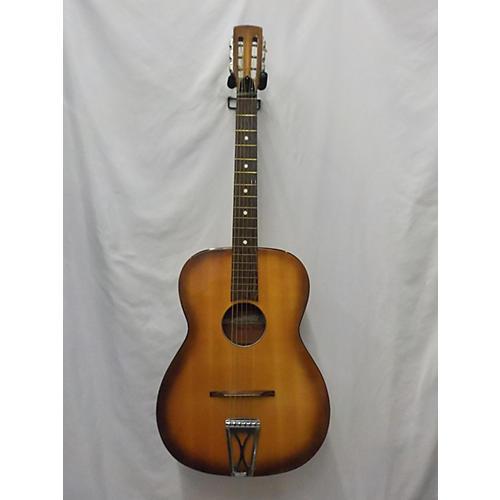 In Store Vintage Vintage 1970s Crucianelli C20 Natural Acoustic Guitar