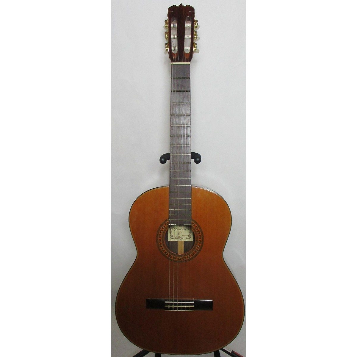 In Store Vintage Vintage 1970s Douphine 16 Classical MIJ Natural Classical Acoustic Guitar