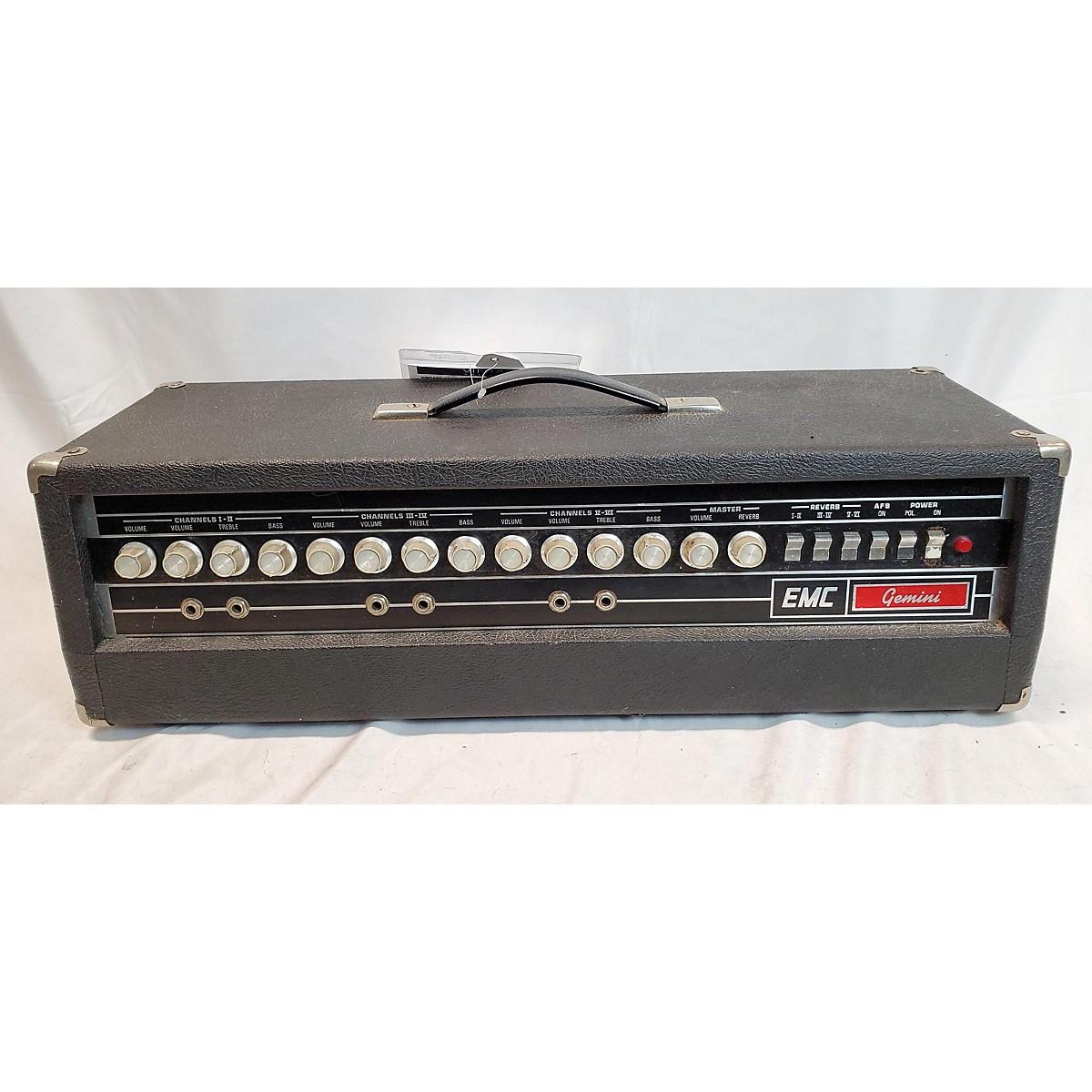 In Store Vintage Vintage 1970s EMC Gemini Bass Amp Head