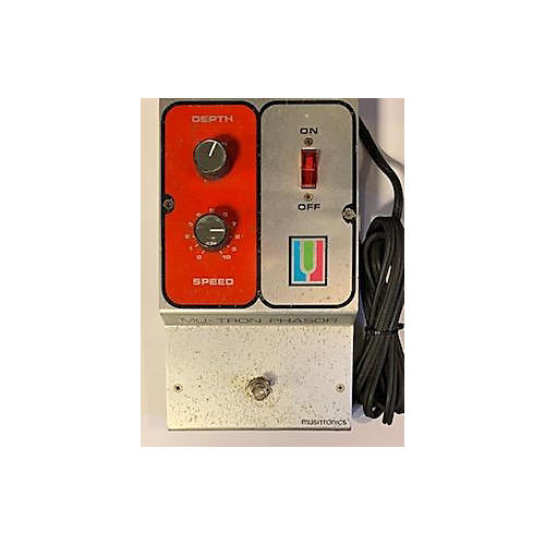 In Store Vintage Vintage 1970s Musitronics Mutron Phaser Effect Pedal