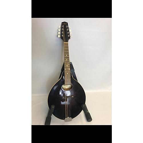 In Store Vintage Vintage 1970s Ode O A Style Sunburst Mandolin
