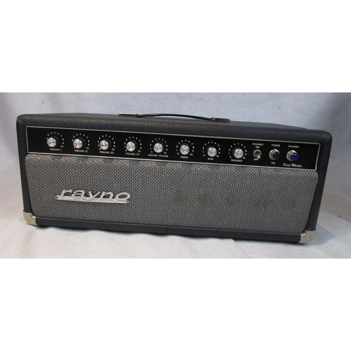 In Store Vintage Vintage 1970s Raynor Voice Master Guitar Power Amp